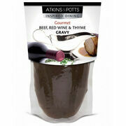 Atkins & Potts Beef, Red Wine & Thyme Gravy