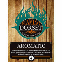 Flaming Dorset Aromatic Coffee