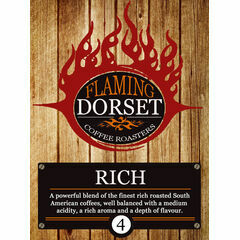 Flaming Dorset Rich Coffee