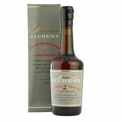 Burrowhill Cider Somerset Alchemy 15 Years Matured 42%