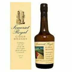 Burrowhill Cider Cider Brandy Royal 3 Years Matured 42%