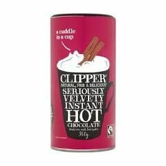 Clipper Seriously Velvety Hot Chocolate