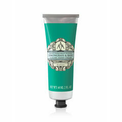 Somerset Toiletry Co Lemongrass & Basil Aromatherapy Hand Cream 60ml